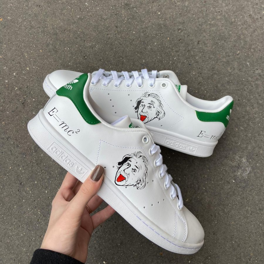 Einstein Sneakers