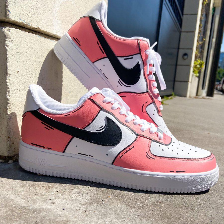 pink cartoon eshop