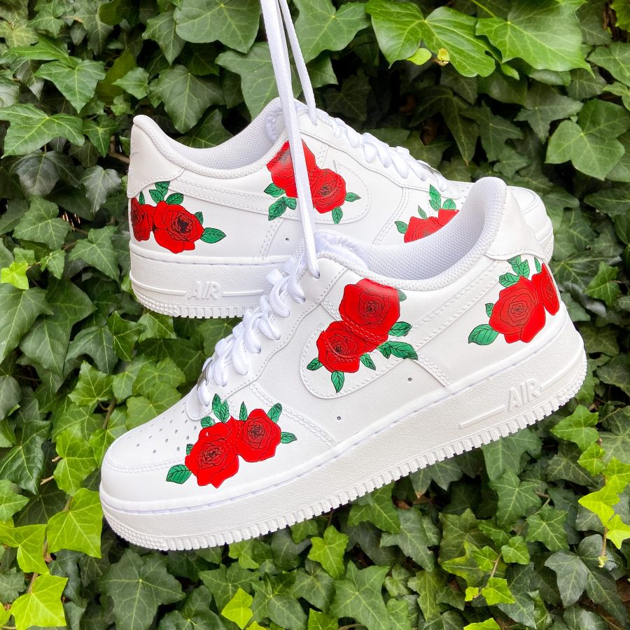 air force 1 rose tcm