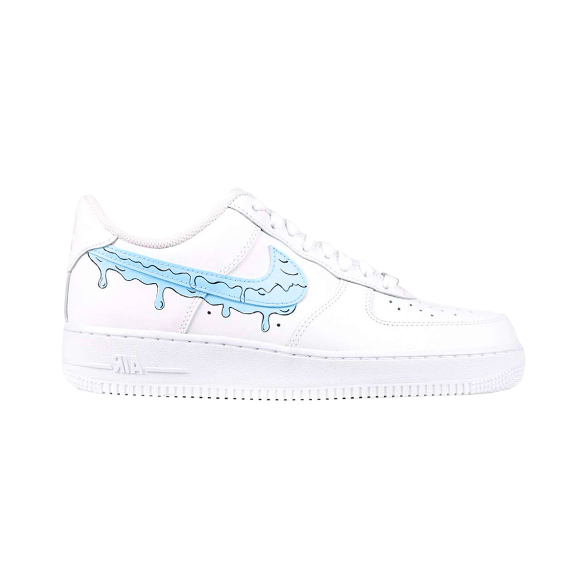 air force 1 bleu pastel