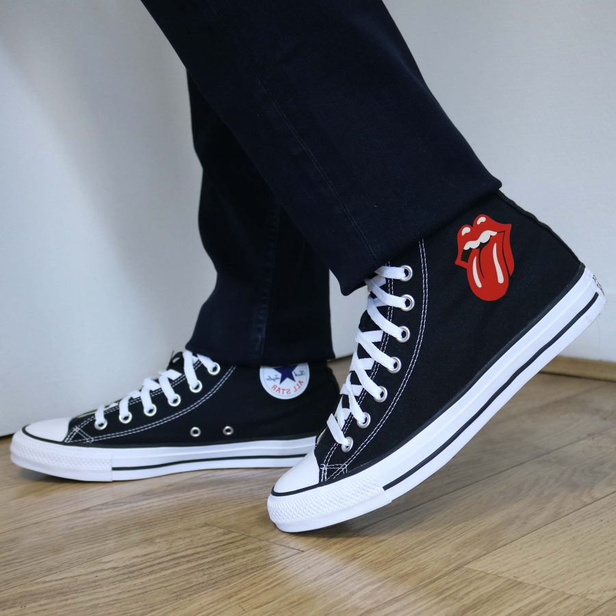 Converse Rolling Stones